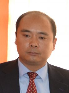 Mr Zhang Bin - Deputy Ambassador Chinese Embassy in Nigeria