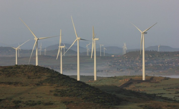 Chinese company to construct wind farm in Djibouti