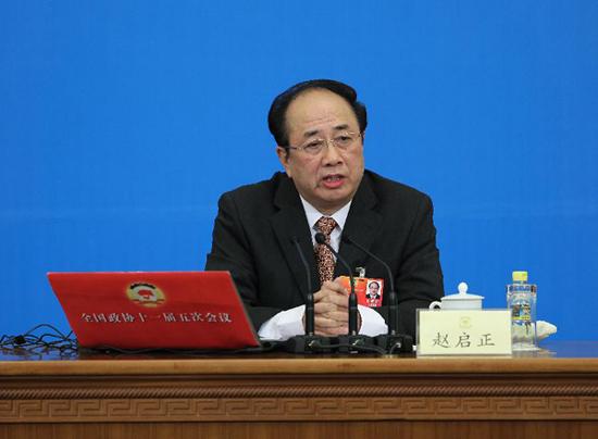 Mr. Zhao Qizheng